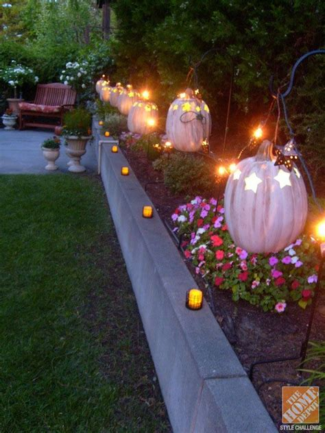 delightful Backyard Ideas For Small Yards #1: Backyard-for-Halloween.jpg