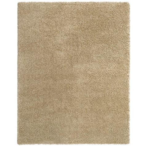 hanford shag rug home decorators collection hanford shag grey 1 ft 11 in x 7 ft 4 in runner 70010300602258