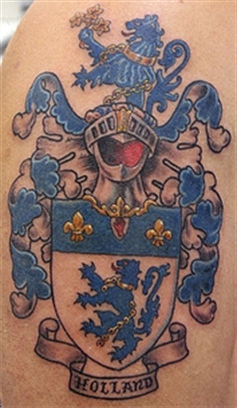 Family Crest Tattoos Coat Of Arms Tattoos Family Coat Of Arms Tattoos 2