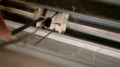 storen jalousie texband ersetzen reparieren - Jalousie Reparieren Schnur