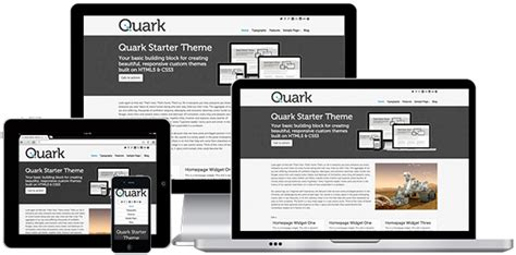 quark tema free wordpress wordpress template