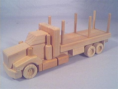 wooden kenworth truck trucks from the past by woodtoyz lumberjocks com