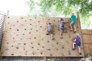 Rock Climbing Wall For Backyard Diy Rock Climbing Wall For Under 100 Garage Gym Reviews