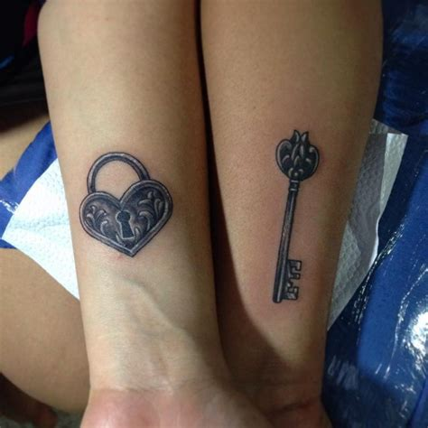 small key and lock tattoos 85 best lock and key tattoos designs meanings 2018