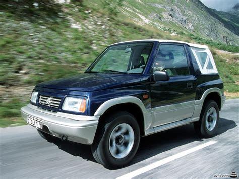 1994 Suzuki Vitara 1994 Suzuki Vitara Cabrio Et Ta Pictures Information