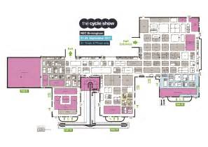 Nec Floor Plan by Floorplan The Cycle Show 2017