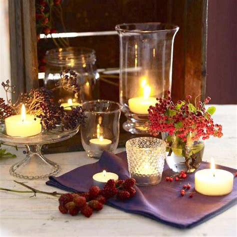 Dining Room Table Candle Centerpieces Creative And Stunning Candle Centerpieces For Tables Homesfeed