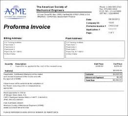 what is a proforma invoice printable invoice template