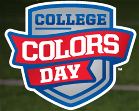 national college colors day college colors day