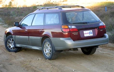 subaru 2004 wagon 2004 subaru outback information and photos zombiedrive