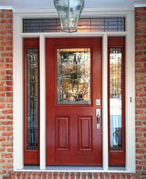 Front Door Side Lights Front Door With Sidelights Useful And Creative Advices And Ideas Interior Design Inspirations