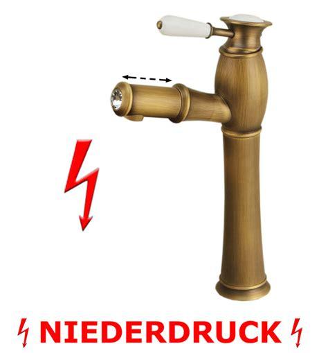Antike Waschbecken 348 by Niederdruck Landhaus Bad Waschschale Waschbecken Einhebel