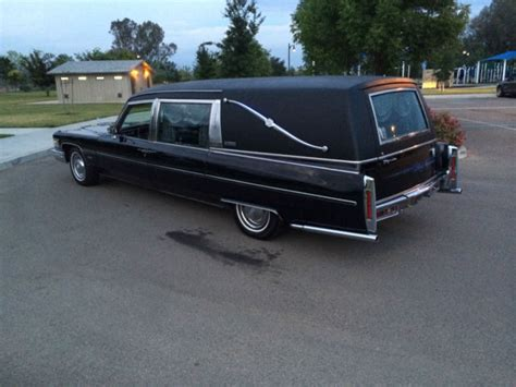 Three Way Cadillac by 1975 Cadillac Miller Meteor 3 Way Hearse For Sale
