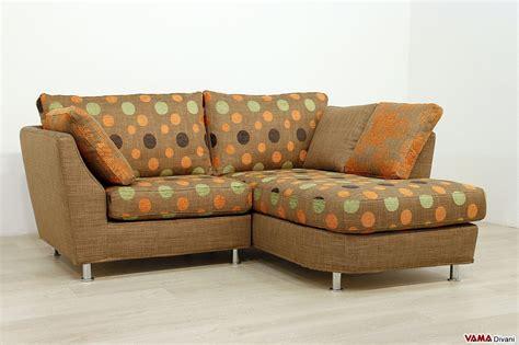 divano angolare piccolo divano angolare piccolo in tessuto realizzabile su misura