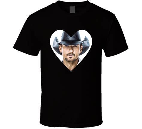 tim mcgraw fan tim mcgraw country artist fan t shirt