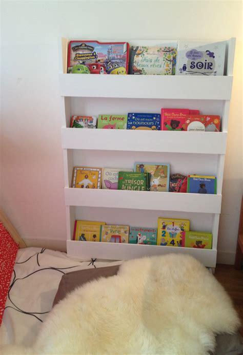 bibliotheque pour enfant diy une biblioth 232 que pour enfants mademoiselle pintade