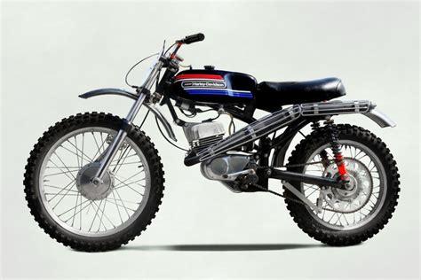 italian motocross bikes harley davidson amf baja 100 mx 1974 made in italy