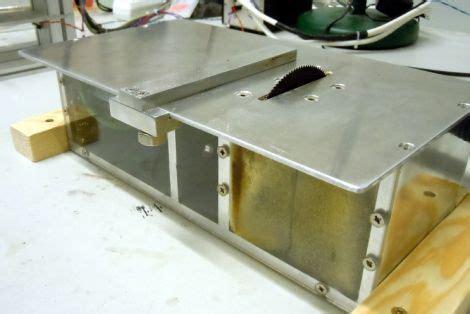 micro diy table saw carbide blade oh baby