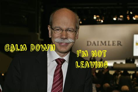mercedes benz ceo dieter zetsche to stay in charge of daimler beyond 2016