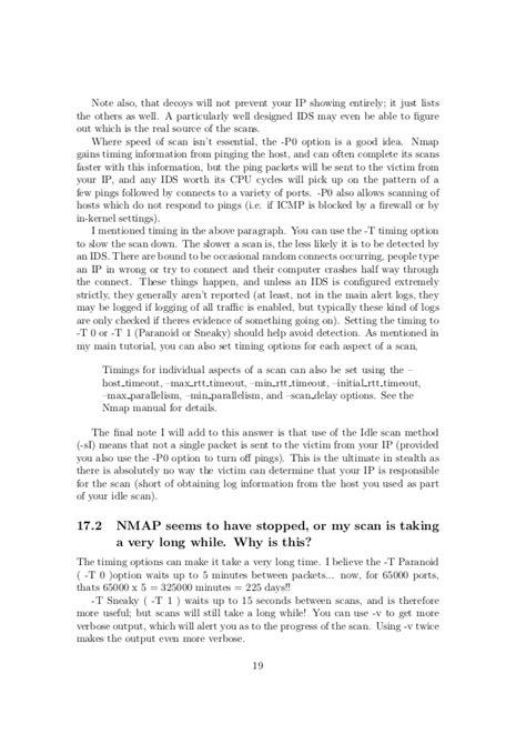 nmap complete tutorial nmap tutorial
