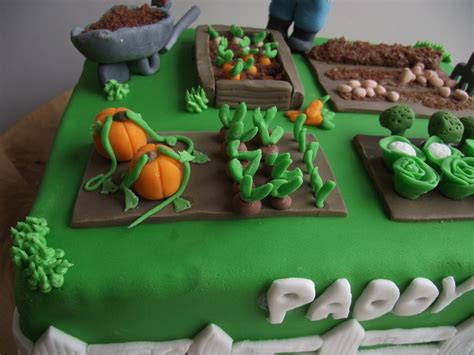 Vegetable Garden Cake Vegetable Garden Cake Cakes And Cupcakes