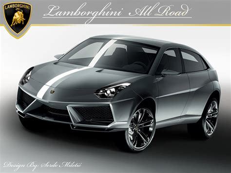 Lamborghini 4 By 4 Lamborghini 4x4 All Road By Morfiuss On Deviantart