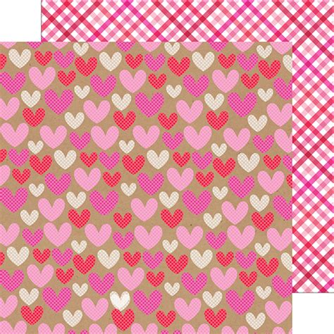 doodlebug scrapbooking doodlebug design sweetheart hopelessly devoted paper