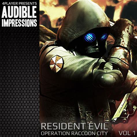 discord volume too low audible impressions resident evil operation raccoon city