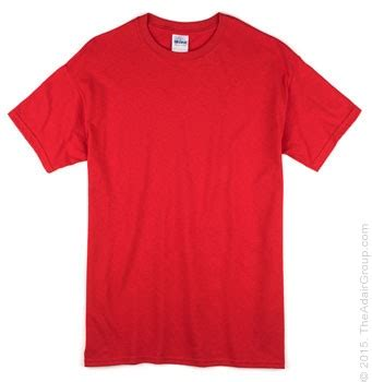 Tshirt Logo Merah t shirt the adair