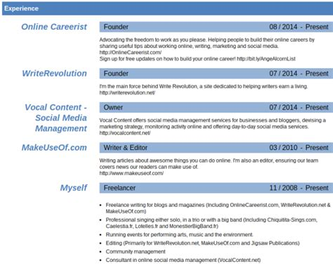 Resume Linkedin by How To Quickly Write A Resume Today With Linkedin