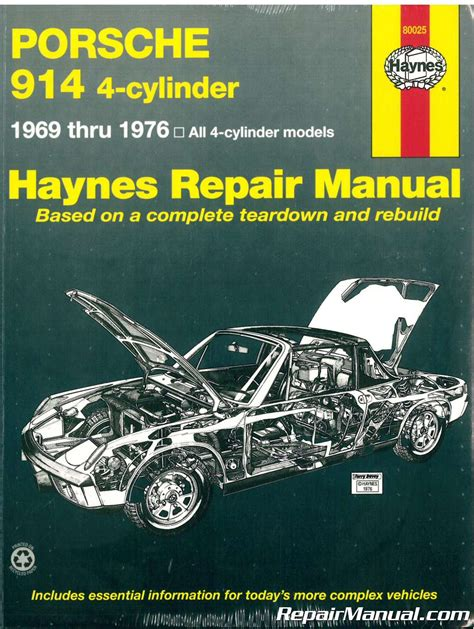 what is the best auto repair manual 1969 chevrolet camaro navigation system haynes porsche 914 4 cyl 1969 1976 auto repair manual