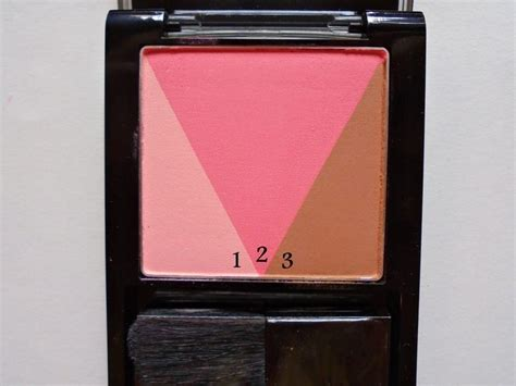 Maybelline V Blush Contour maybelline v pink blush contour review