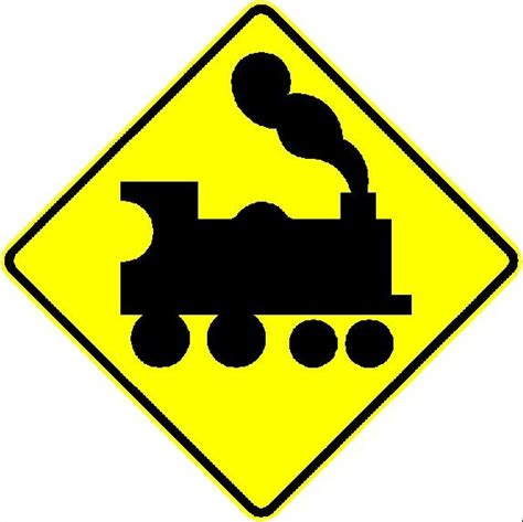 printable railroad signs printable train signs train sign all aboard the bday