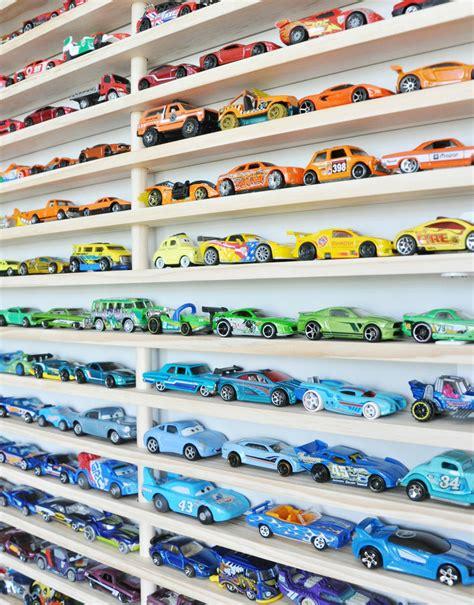 matchbox car garage clever storage ideas diy hacks gift grapevine