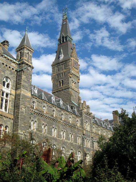 Georgetown Mba Admissions Requirements by Georgetown