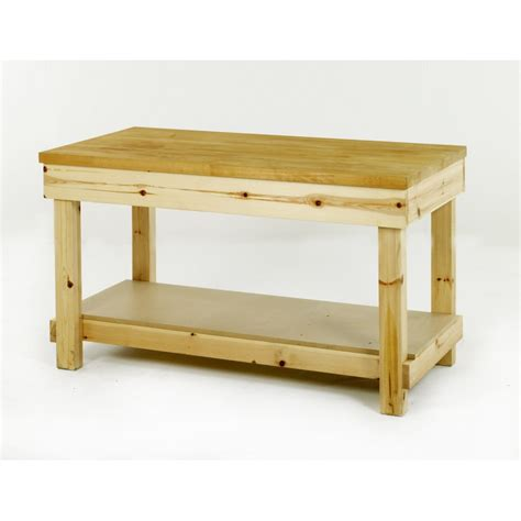 plywood bench timber workbench 1800x750mm plywood top