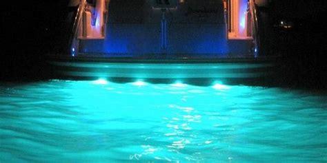 Lu Led Underwater Lumishore Underwater Lighting Wins S Award Motor