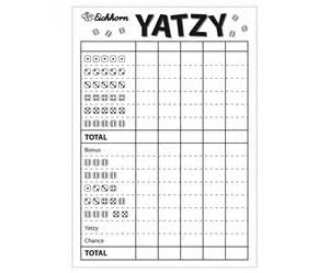 eichhorn outdoor dice game yatzy outdoor brands amp products www eichhorn toys