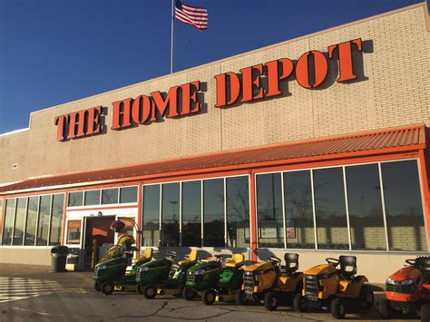 the home depot machesney park illinois il