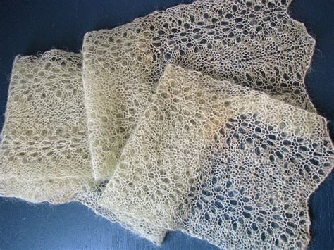 knit lace knitting 8th decade