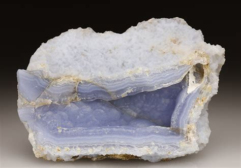 Agate Chalcedony by Blue Chalcedony Agate