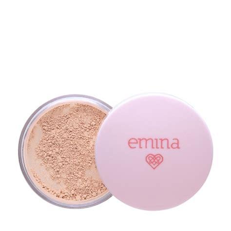 Eyeshadow Emina jual makeup bare with me mineral powder sociolla