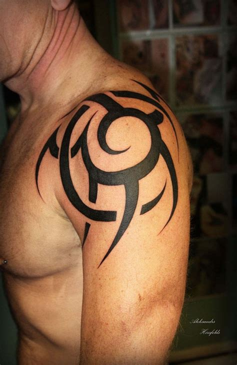 tattoo ideas for men shoulder 30 best tribal tattoos for men