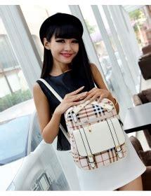 Model Dan Tas Burberry tas ransel dan selempang motif burberry bag624 moro fashion