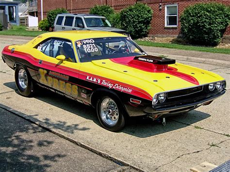 Dodge Racing Cars by 1970 Dodge Challenger Supercharged Race Cars For Sale