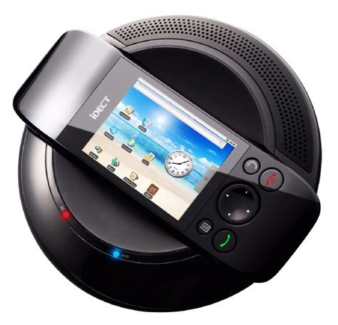 android home phone android 1 6 powered idect ihome cordless home phone on sale eurodroid