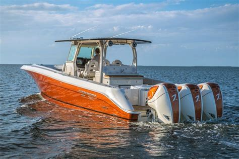 fishing boat engine horsepower is there such thing as too much outboard horsepower on a