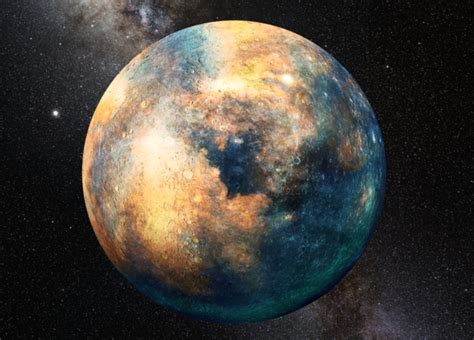 The Planet orbits suggest solar system may harbor another