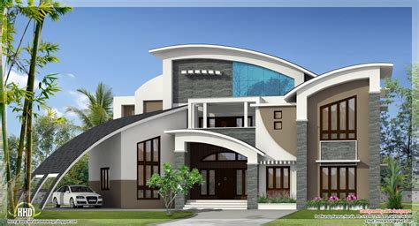 unique house designs unique homes unique super luxury kerala villa home