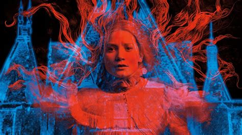crimson peak review quot crimson peak quot is a hauntingly ghost